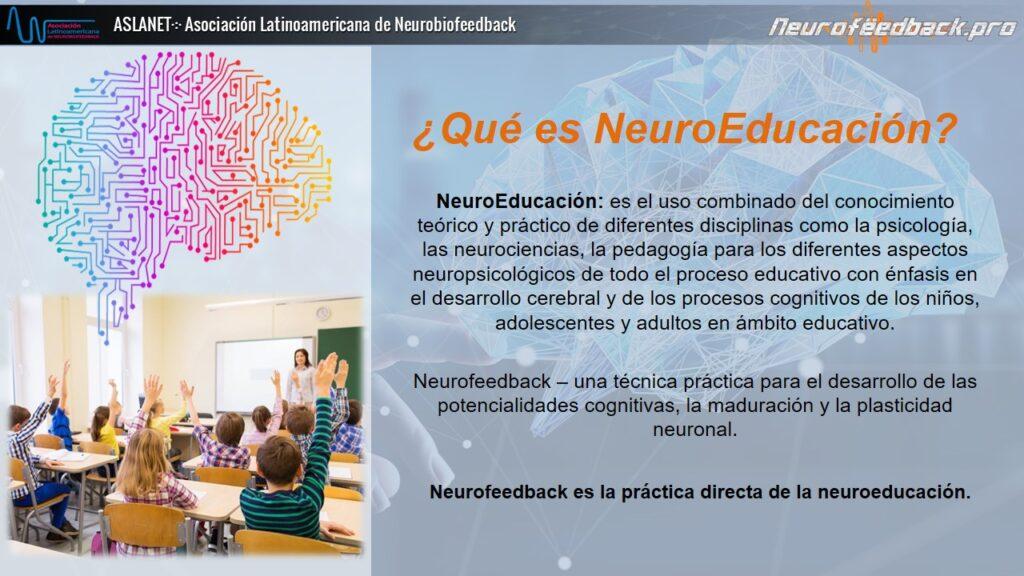 Neuroeducación aplicada